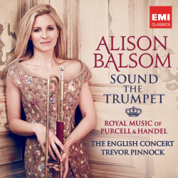 Free Classical Music Download – Alison Balsom: Sound the Trumpet