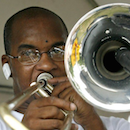 Stafford Agee: Horning In With the Rebirth Brass Band