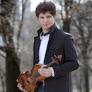 Violinist Augustin Hadelich: Romancing the Tone