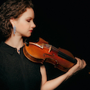Hilary Hahn Craves the Sound of Silence