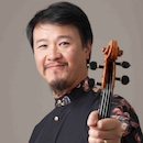Violist Charlton Lee: Zen in Chaos, Pitch in All