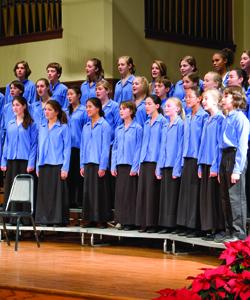 Piedmont East Bay Children'd Choir