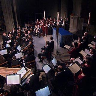 Handel S Messiah In Grace Cathedral Free Online Streaming Premiere San Francisco Classical Voice