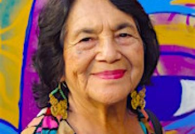 The Oakland Symphony plays Dolores Huerta's playlist