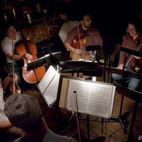 Classical Revolution Mondays at Revolution Cafe