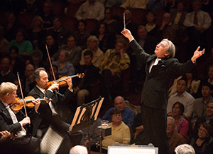 MTT launches orchestra's 102nd season <br>Photo by Kristen Loken