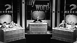 An old quiz show that lived on... until now