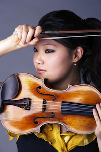 Rachel Lee is soloist at BSJ gala