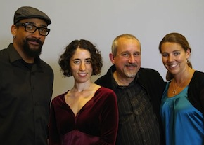Quartet San Francisco: Keith Lawrence, Alisa Rose, Jeremy Cohen, Kelley Maulbetsch