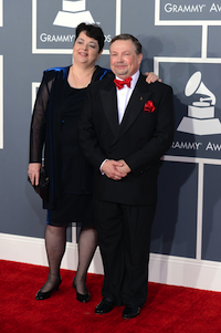 Marina and Victor Ledin: well-GRAMMY'd