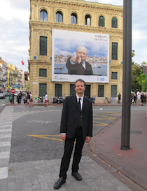 Horne in Cannes