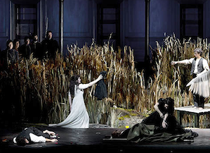 From the La Scala <em>Lohengrin</em>