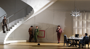 Partenope in the English National Opera Photo by Catherine Ashmore