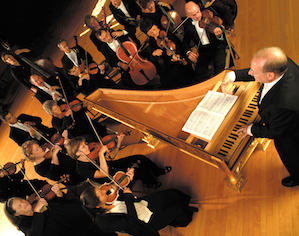 Philharmonia Baroque Orchestra<br>Photo by Paul Trapani