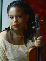 Regina Carter will curate a four-concert series