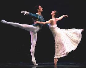 S f ballet 39 s farewell to mart n smith san francisco for Antony tudor jardin aux lilas