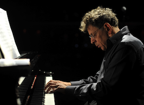 Philip Glass Photo by Fernando_Aceves