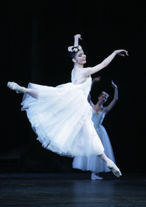 Natalia Osipova to tour with Ballet San Jose