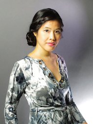Composer Cynthia Lee Wong  Photo by George J. Kunze