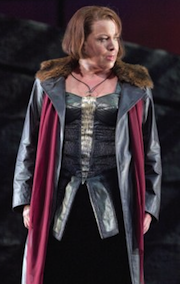 Nina Stemme, the sensational Brünnhilde in San Francisco Opera's  will sing the title role in SFS's <em>Fidelio</em>  Photo by Cory Weaver