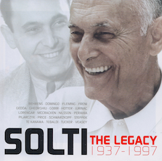 Solti: The Legacy