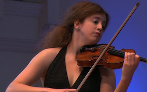 Vilde Frang: just playing music — beautifully