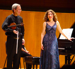 Donald and Vivian Hornik Weilerstein Photos by Michael Strickland