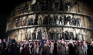 On the SFO schedule: <em>Les Troyens</em>, as it looked in the Royal Opera House Photo by Tristram Kenton