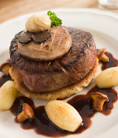 Tournedos alla Rossini
