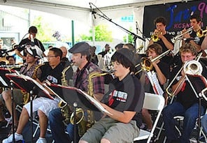 Berkeley High Jazz Band