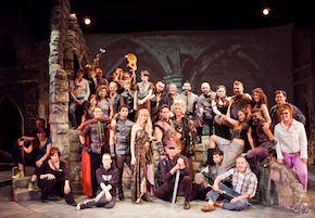Playhouse <em>Camelot</em>'s crowded production scene