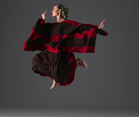 "Martha Graham Company performs ""Cave of the Heart."" Photo: John Deane"