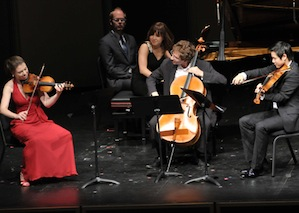 International Program Artists in the Prelude Concert