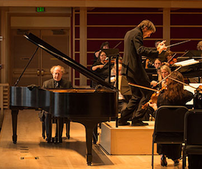 Jeffrey Kahane and Bruno Ferrandis