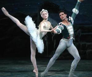 Jos Manuel Carreo Lands At Ballet San Jose San