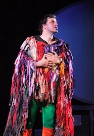 Eugene Brancoveanu: Papageno-in-the-zone Photos by Jamie Buschbaum