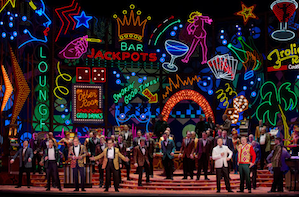 Watching opera today: Michael Mayer's Met production of <em>Rigoletto</em> set in Las Vegas