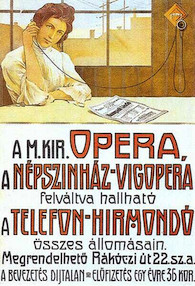 Listening to opera in 1893