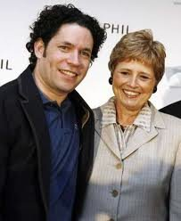 LA Philharmonic's Gustavo Dudamel ($1 million) and Deborah Borda ($1.6 million)