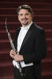 Russ deLuna, English horn