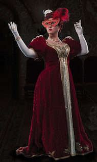 Lindsay Thompson Roush as Rosalinde