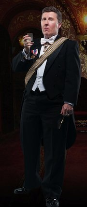 Elliot Franks as Orlofsky