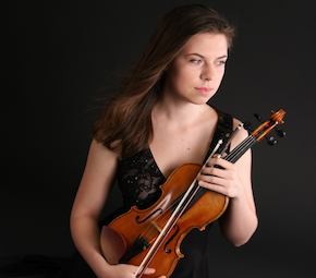 Violinist Tessa Lark From The Bluegrass State To Carnegie Hall San Francisco Classical Voice