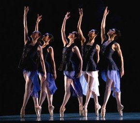 San Francisco Ballet in Possokhov's <em>Diving Into the Lilacs</em>