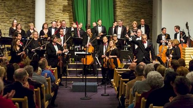 The Fremont Symphony Orchestra