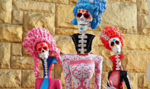 San Jose Museum of Art Dia de los Muertos Community Day