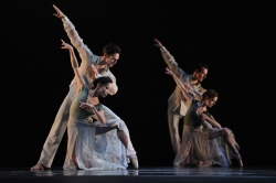 From Wheeldon's <em>Ghosts</em><br/>Photo by Erik Tomasson