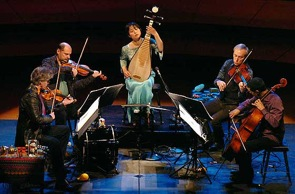 Kronos Quartet with Wu Man: Chinese Home