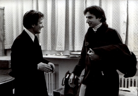 Neville Marriner and Michael Tilson Thomas