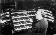 Organist and Composer Louis Vierne